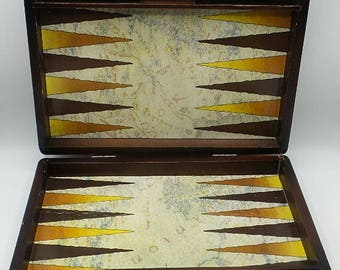 Lord of the Rings Backgammon game Collectible (2003) Friendly Games First Edition