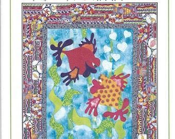 "Linderella's: ""Sea L'Amour"" Quilt Pattern [2002]"
