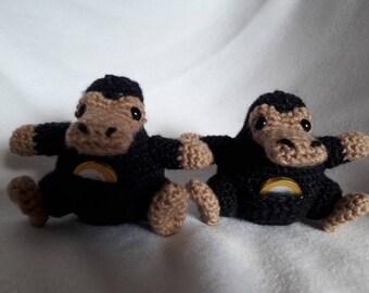 Crochet Baby Niffler Amigurumi Character Plush
