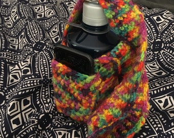 Water Bottle Sling with Accessory pocket