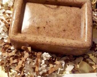 Clove, Patchouli, & cinnamon Natural soap