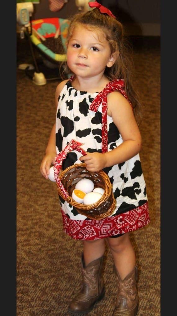 Farm Party Dress