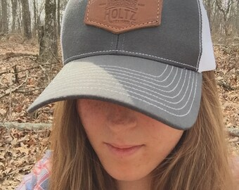 Holtz Leather Co. Branded Hat