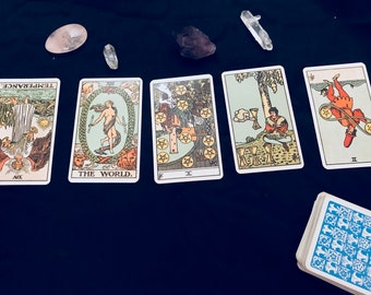 Tarot reading just for you