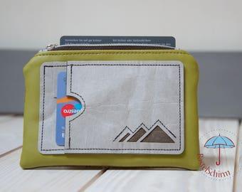 Mountain Travel Wallet