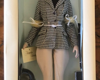 THE JACKIE DOLL Franklin Mint New in the box