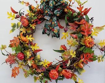 Fall Harvest Garden