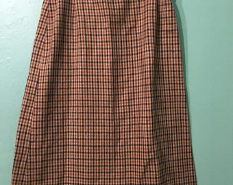 Monroe Skirt- tweed pencil skirt