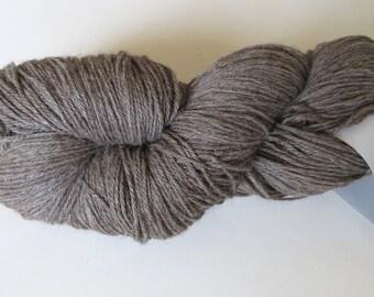 Natural, Undyed, Superfine Alpaca Yarn