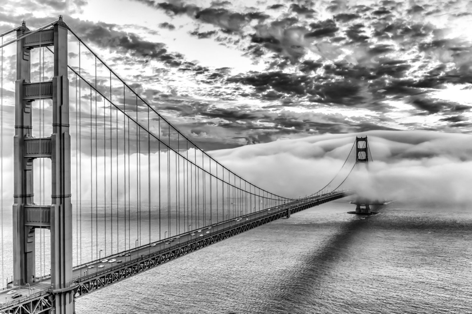 Golden Gate Bridge Illustration Black And White 61590 Movieweb Diagram Of The