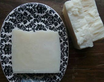 3 Bars of Patchouli Castile Soap // All Natural Essential Oil & Vegan Olive Oil Bastille