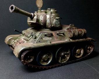 T 34 WORLD WAR TOON