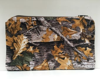 Reusable Snack Bag, Kid Snack Bag, Boy Snack Bag, Girl Snack Bag, Hunting Camo