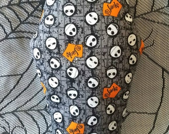 Jack Skellington / The Nightmare Before Christmas Coffin Pillow
