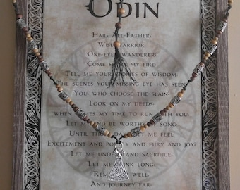 Norse Meditation or Offering Beads