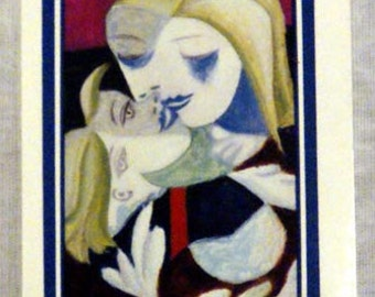 Vintage Pablo Picasso Playing Cards 1