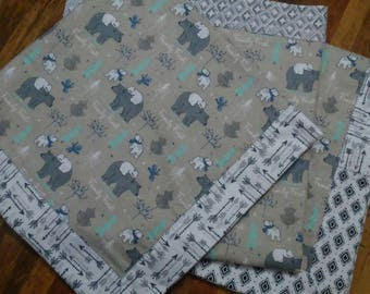 Free Shipping, Blanket, Boy, Girl, Woodland, Choose from blanket 1, 2 or 3