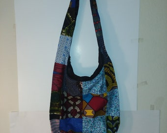 Handmade cross bag