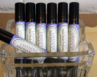 Perfume, Lavender perfume, Solid perfume stick, Perfume Stick,  Lavender perfume, lavender stick perfume,