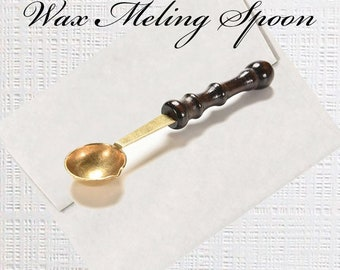 Wax Melting Spoon