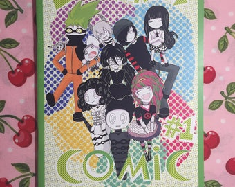 Lilwickidz Comic Book #1
