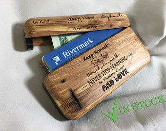 The Love Wallet and Business Card Holder
