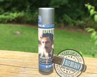 Doyle - Whiskey Flavor - Houdini & Doyle Inspired Lip Balm - Arthur Conan Doyle