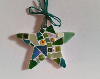 mosaic star