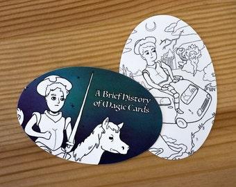 ABHOMC Stickers - 2 pack
