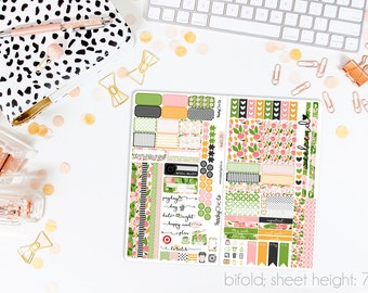 Zelda TN STANDARD Weekly Kit // 120+ Matte Planner Stickers // Perfect for your Standard Size Traveler's Notebook // TNS0120