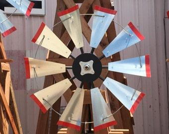 Industrial windmill fan only