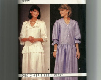 Butterick Misses' Dress Pattern 6343