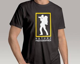 Nature Photographer T-Shirt