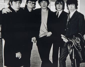 Roger Kasparian - The Rolling Stones, ca. 1965