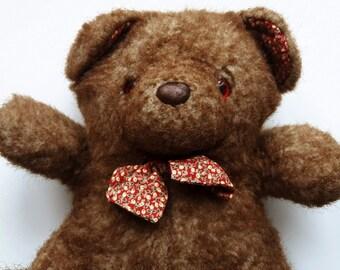 Vintage Teddy Bear Glass Eyes