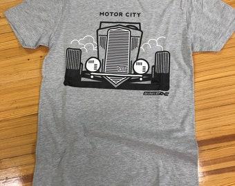 Motor City Tee