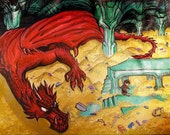 Frodo And The Dragon Smau...