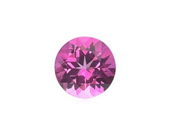 Natural Pink Topaz AAA Round Loose Gemstones (2.5mm - 15mm)