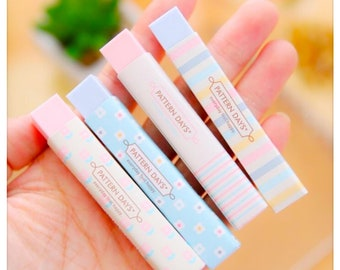 Erasers - Cute Kawaii Stationery Supplies - Luxury Rubbers Erasers - Arts & Papercraft Correction supplies - Drawing school supplies -ST35