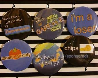 Choose a Bill Wurtz  Pin