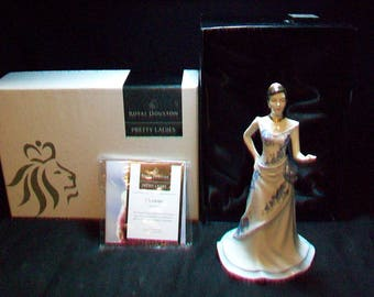 Royal Doulton Pretty Ladies HN 4919 Charlotte
