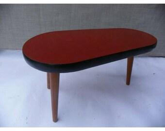 Vintage nordique table 1950