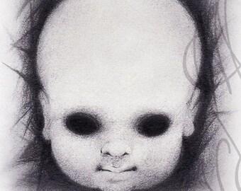 "Martinefa's original drawing - ""Dolls"""