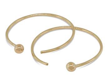 14k Gold Hoop Earrings • Rose Gold • Minimalist Earrings • Small Hoops Gift • Everyday Earrings • Gift for Her