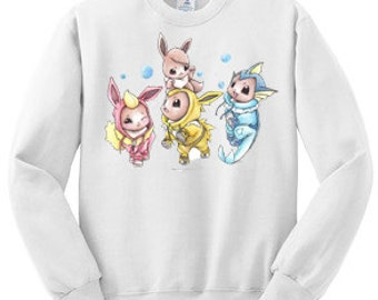 POKEMON : Eve Sweater