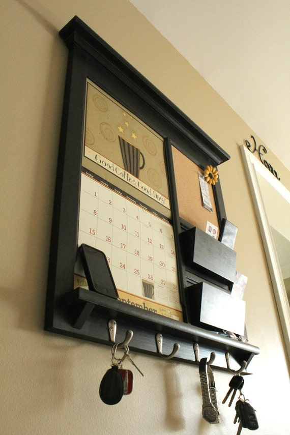 Framed Calendar Front Loading Double Pocket Lang Calendar