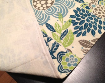 Up-cycled Table Runner