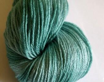 Underwater Smooshie sock weight yarn