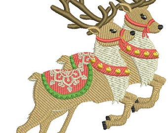 Machine Embroidery Design - North Pole Character #06