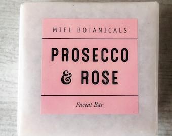 Prosecco Facial Soap